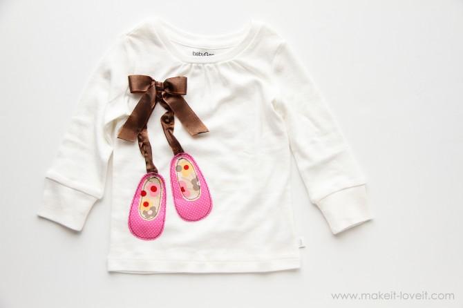 аппликации на детскую одежду.