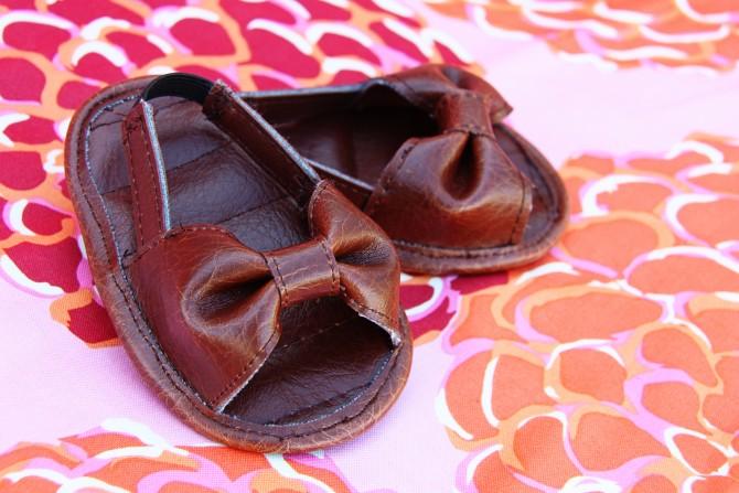 Обувь своими руками кожа