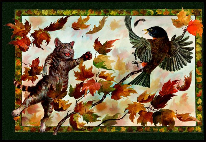 46574138_catbird (699x483, 355Kb)