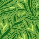 Превью Green floral pattern (1) (700x700, 521Kb)