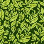 Превью Green floral pattern (3) (700x700, 719Kb)