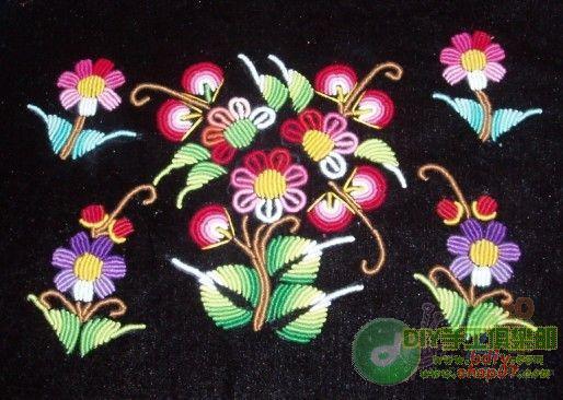 Схемы для вышивок рококо 86