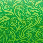 Превью Green floral pattern (5) (700x700, 683Kb)