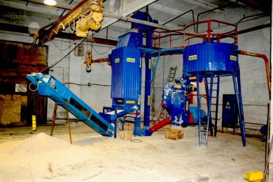 Продаём оборудование для производства топливных гранул (552x368, 82Kb)