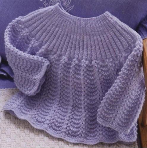 Джепер вязаный спицами для девочки,если связать длиннее,будет красивое платье/4683827_20120329_184007 (495x500, 69Kb)