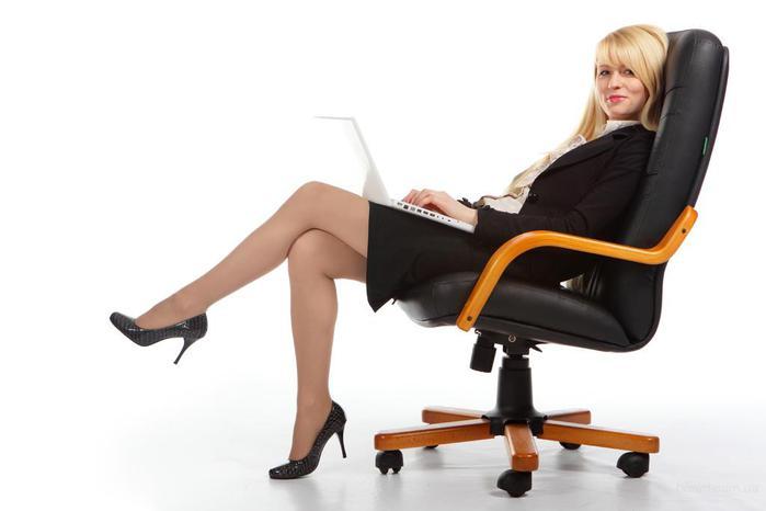 Я хочу стать бизнес леди.