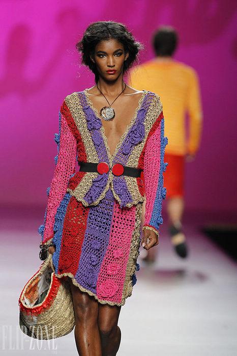 Вязание и современная мода