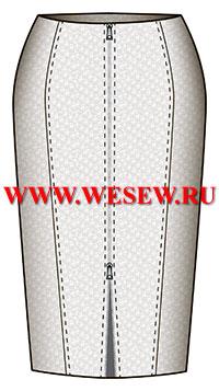 юбка карандаш (200x357, 22Kb)