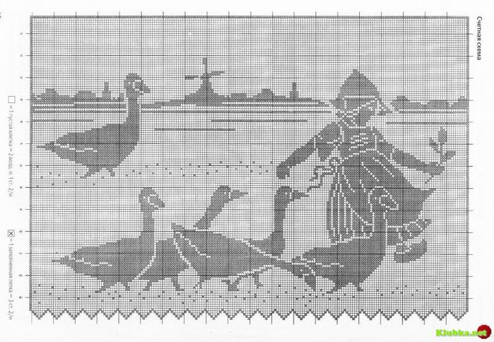 Коллекция филейного вязания для дома.  Салфетки, занавески, скатерти, покрывала со схемами и описанием.