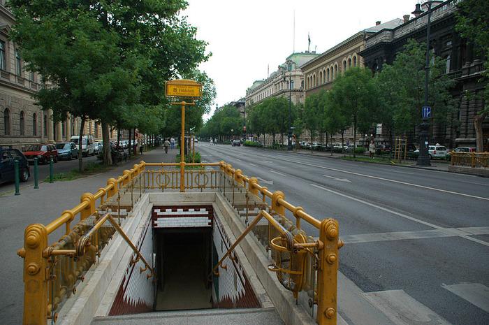 Жемчужинa Дуная - Будапешт часть 8 14698