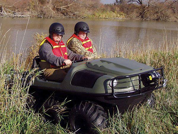 Как сделать авто для охоты