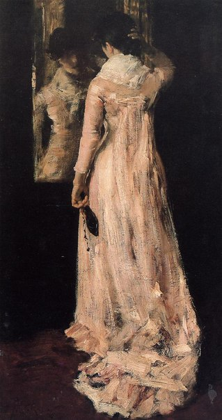 William Merritt Chase хужник2 (319x604, 49Kb)