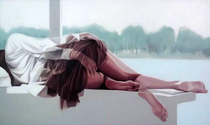 Необычные живые картины Ho-Ryon Lee 6 (700x419, 41Kb)