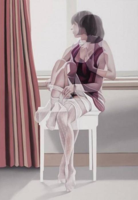 Необычные живые картины Ho-Ryon Lee 8 (482x700, 209Kb)