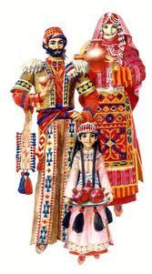 Армянский костюм (167x301, 39Kb)