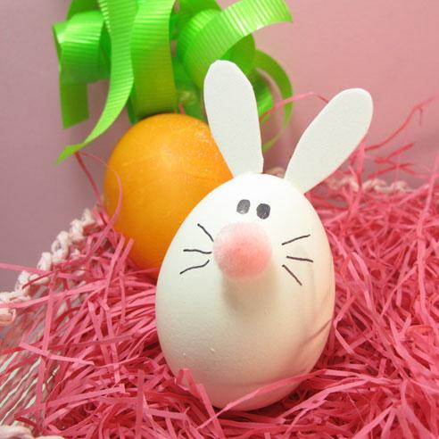 Поделки пасхальное яйцо своими руками из яйца