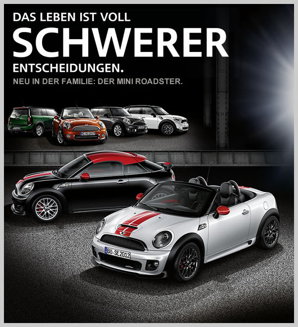 MINI_Familie_mit_MINI_Roadster (602x661, 132Kb)