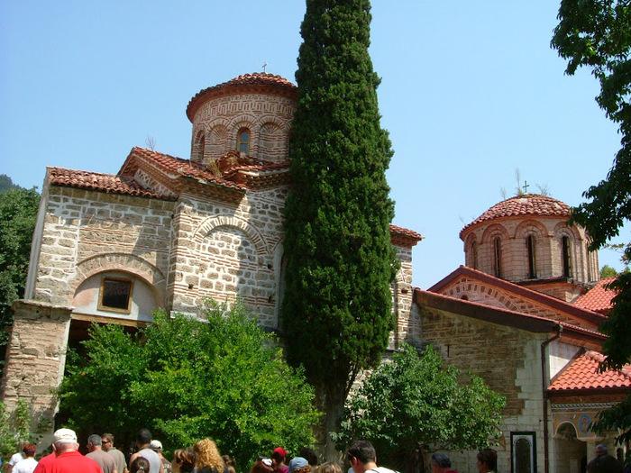 Бачковский монастырь 12035