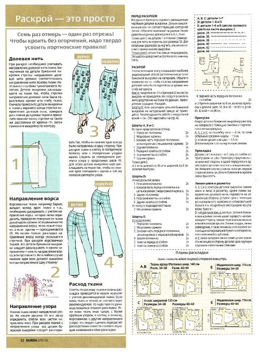 Как научится шить с бурда