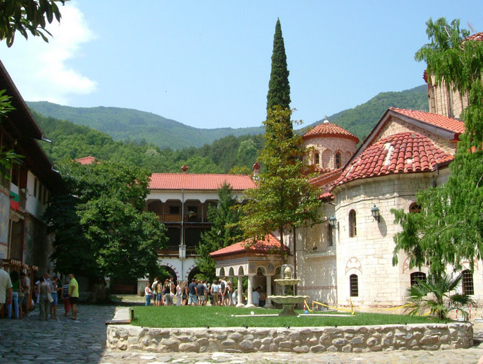 Бачковский монастырь 26417