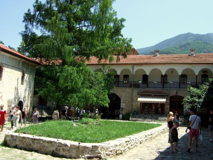 Бачковский монастырь 70583