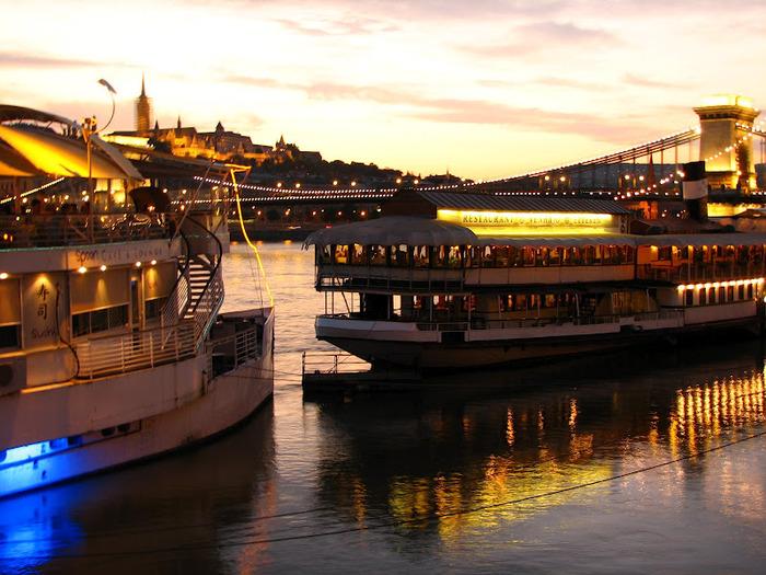 Ночной Будапешт 13624