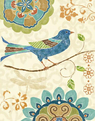 daphne-brissonnet-eastern-tales-birds-i (384x488, 94Kb)