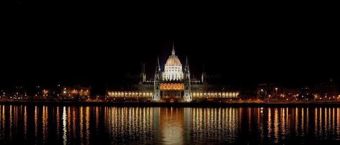 Ночной Будапешт 36450