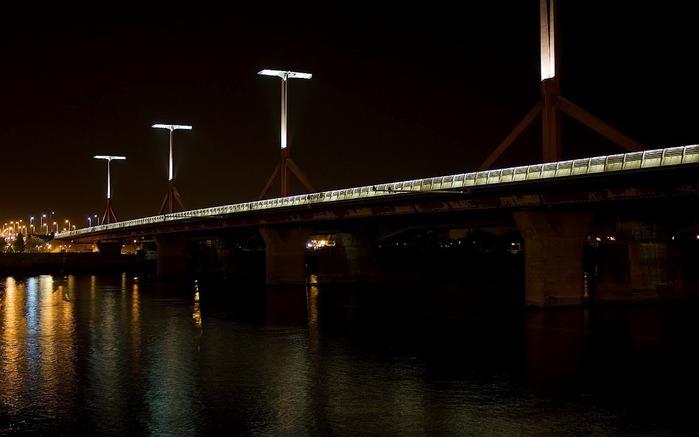 Ночной Будапешт 82987