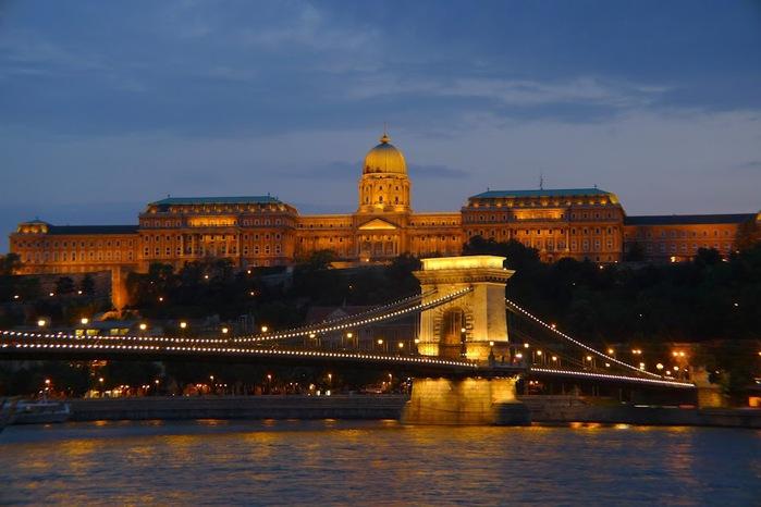 Ночной Будапешт 71458