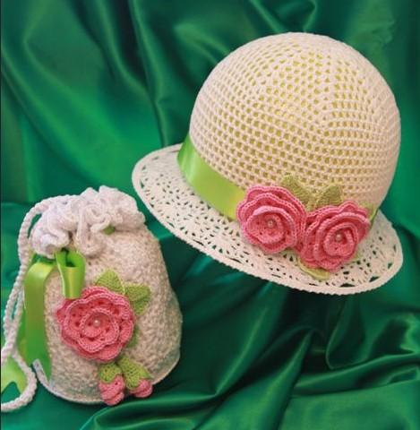 Летняя ажурная шляпка крючком с розочками для маленькой леди/4683827_20120404_113316 (469x480, 60Kb)