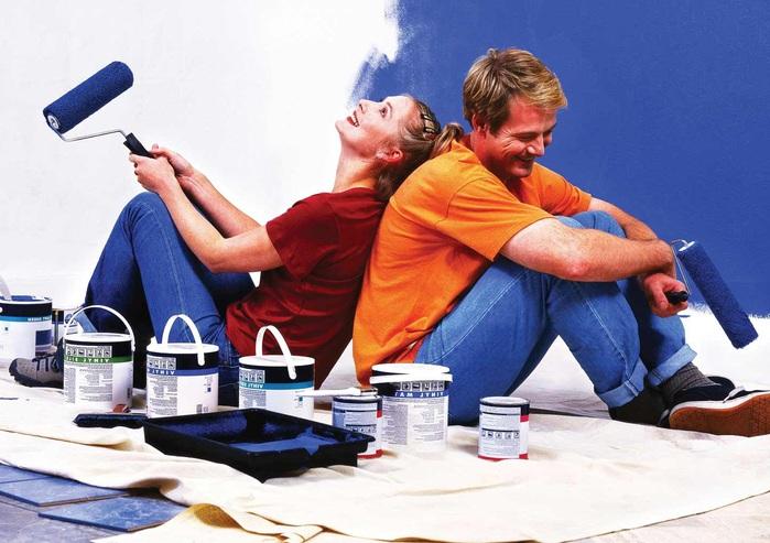 Сделать ремонтные работы в квартире