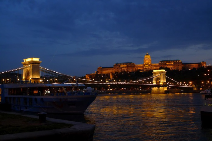 Ночной Будапешт 93907