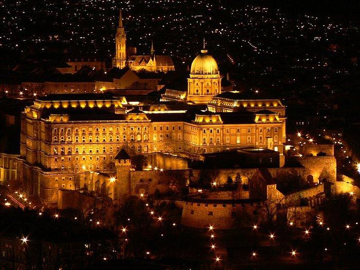 Ночной Будапешт 80501