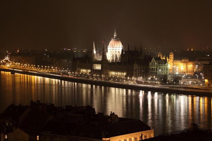 Ночной Будапешт 42949