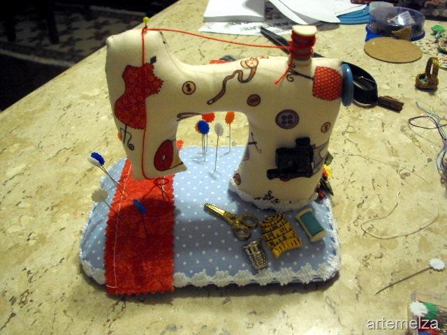 Игольница на швейную машинку мастер класс