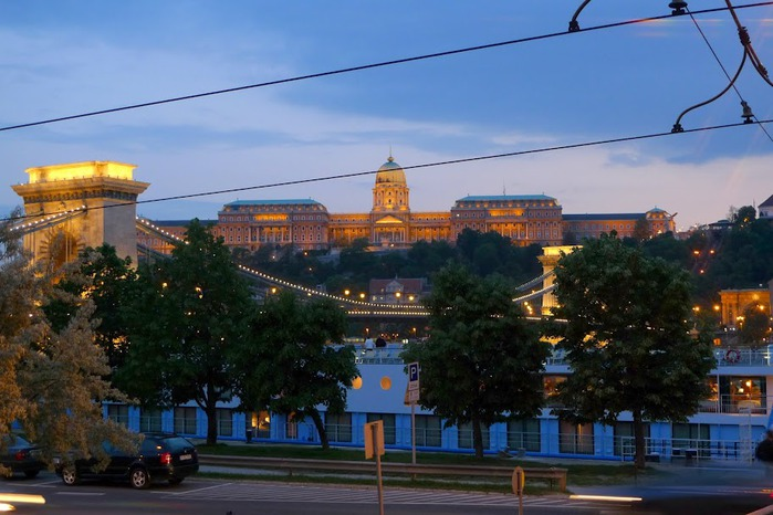 Ночной Будапешт 39558