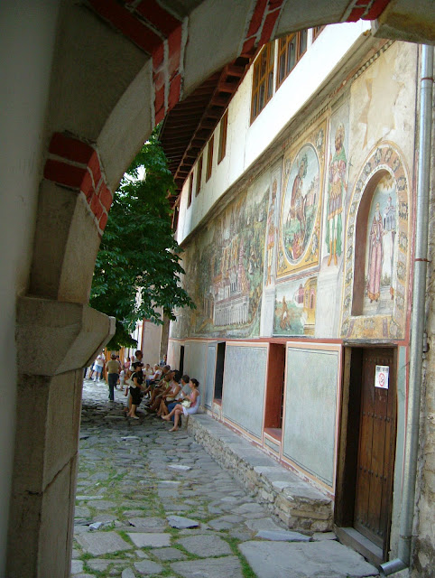 Бачковский монастырь 90494