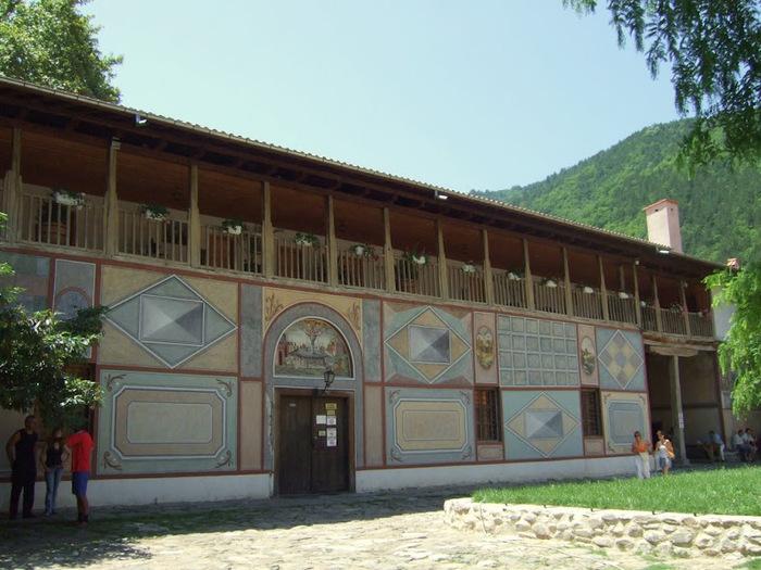 Бачковский монастырь 50771