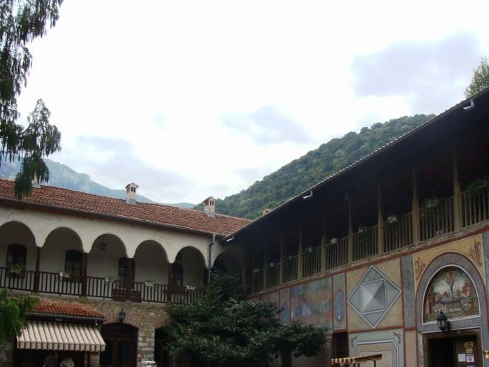 Бачковский монастырь 19857
