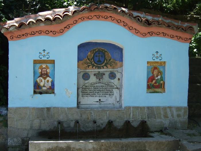 Бачковский монастырь 49091