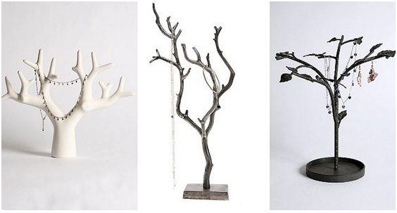 Как сделать дерево для бижутерии своими руками