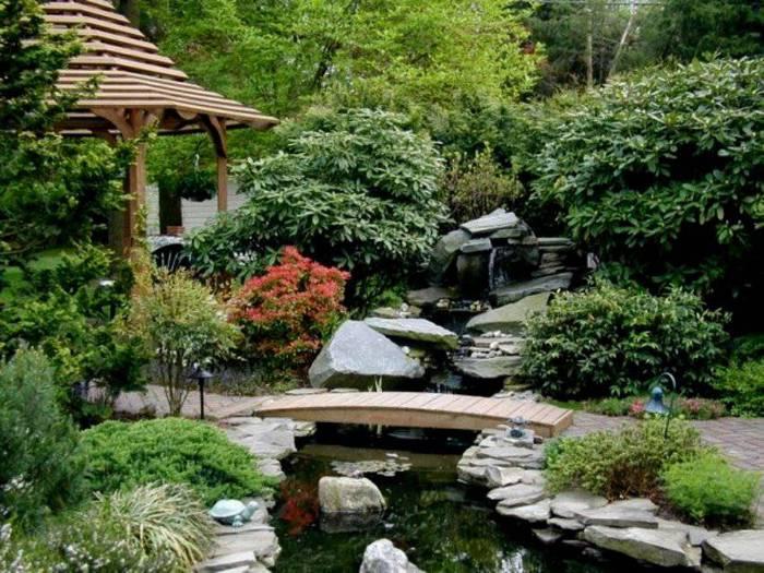 Современные японские сады бывают трех