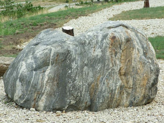 Сад камней Нохтен - Lausitzer Findlingspark Nochten 13227
