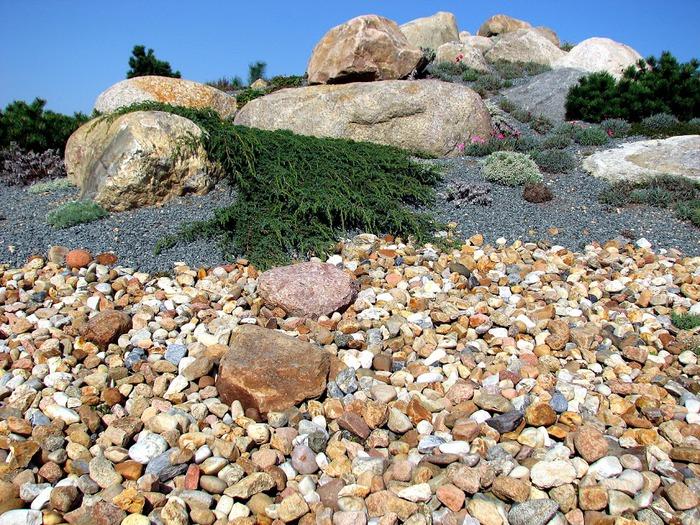 Сад камней Нохтен - Lausitzer Findlingspark Nochten 59003