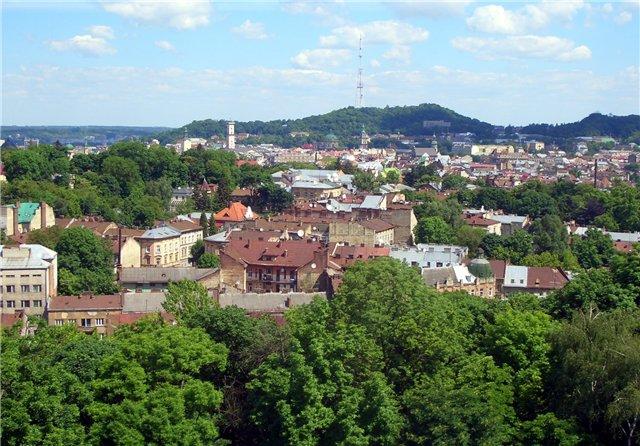 Львов – истинно украинский колоритний город с множеством достопримечательностей!