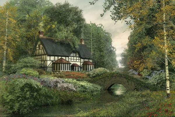 Цифровой художник Dominic Davison 36 (600x400, 57Kb)