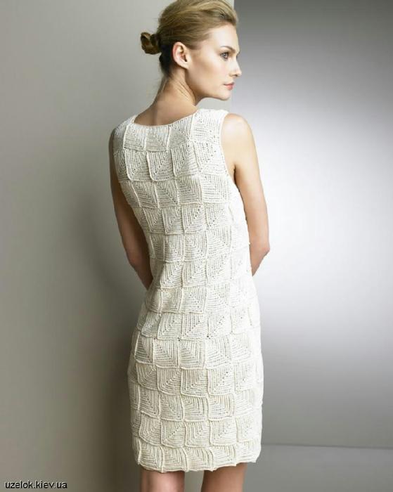 白色正方形 - 连衣裙 - chounvwubi - chounvwubi 的博客