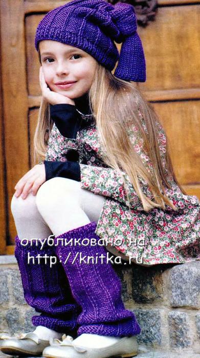 Вязание спицами для детей Вязание для детей спицами вторая по популярности.