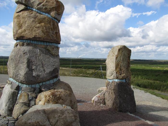 Сад камней Нохтен - Lausitzer Findlingspark Nochten 25969